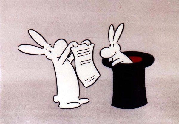 Bob a Bobek, králiky z klobúka