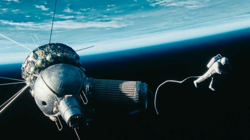 Film První ve vesmíru