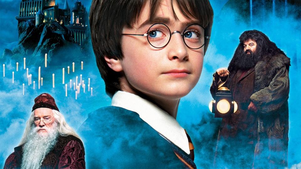 Film Harry Potter a Kámen mudrců