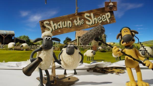 Ovečka Shaun: Kraťasy s ovečkou