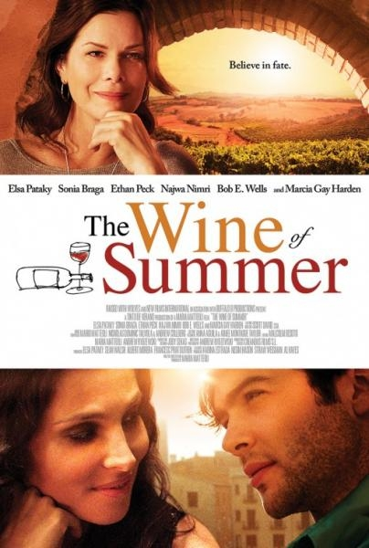 Sladké letní víno