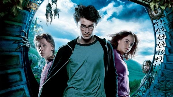 Harry Potter a vězeň z Azkabanu