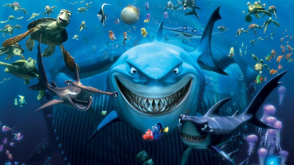 Film Hľadá sa Nemo