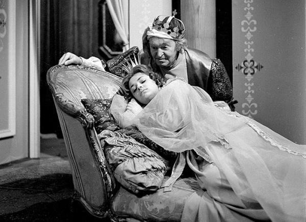 Jak se Mette chtěla stát královnou