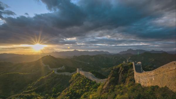 Příběh Velké čínské zdi