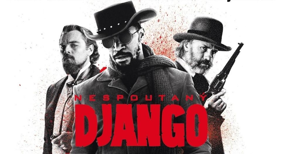 Film Nespoutaný Django