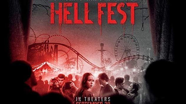 Film Hell Fest: Park hrůzy