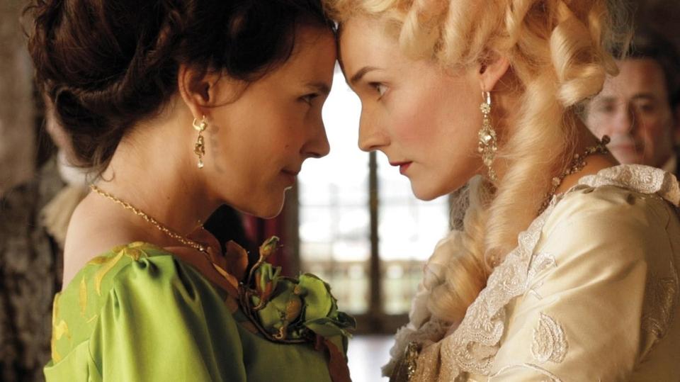 Film Sbohem, královno