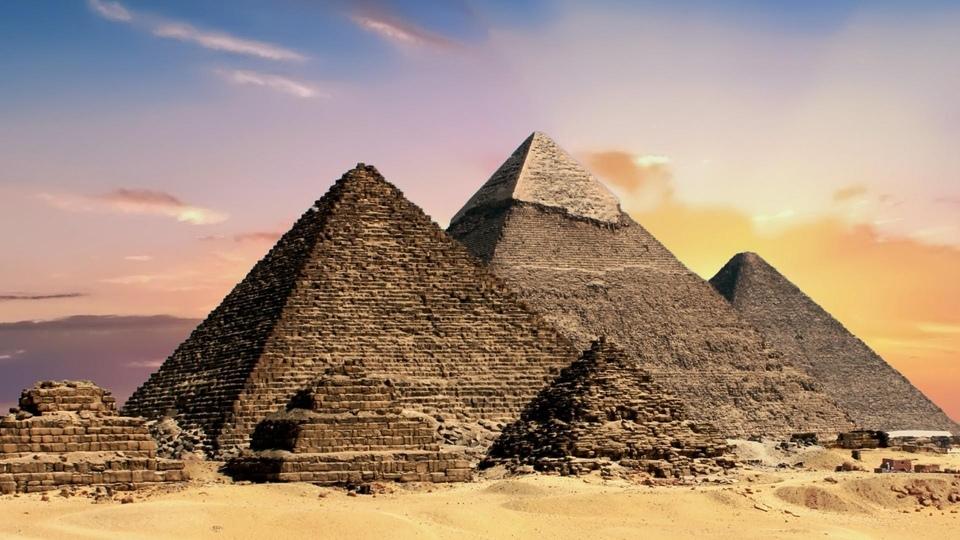 Documentary Pyramidy: Odhalená tajemství