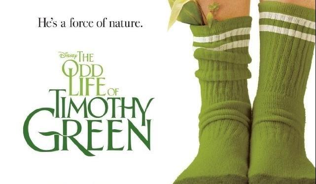 Film Neobyčejný život Timothyho Greena