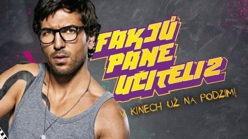 Film Fakjů pane učiteli 2
