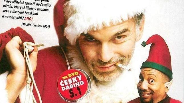 Film Santa je úchyl!