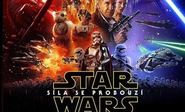 Film Star Wars: Epizoda VII - Síla se probouzí
