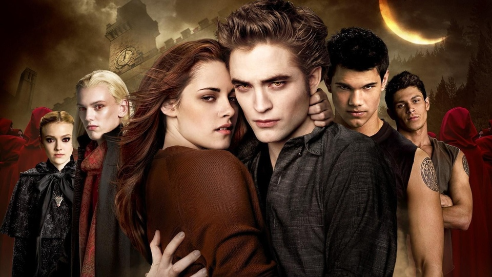 Film Twilight sága: Nový měsíc