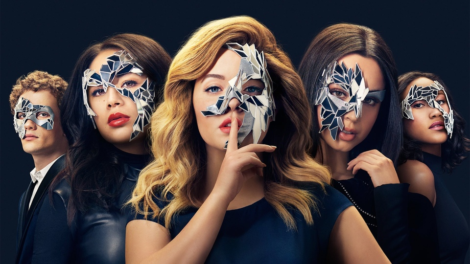 Series Pretty Little Liars: The Perfectionists
