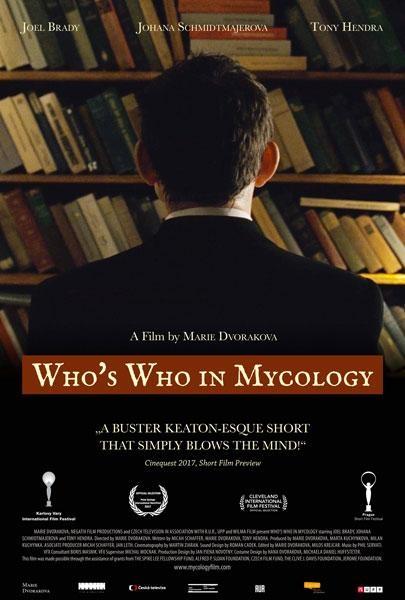 Kdo je kdo v mykologii