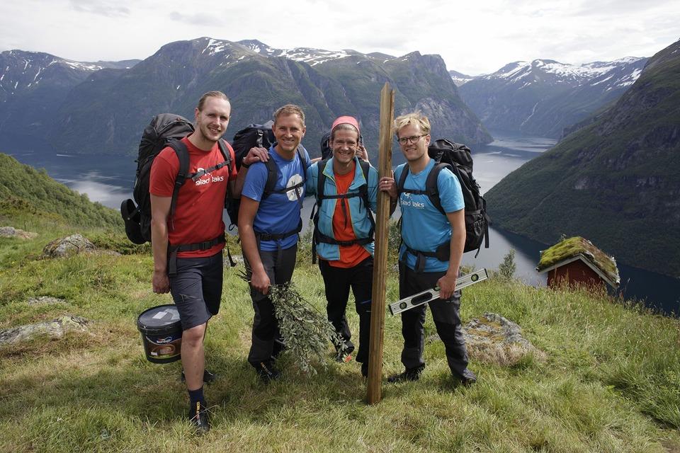 Dokument Norské domy snů
