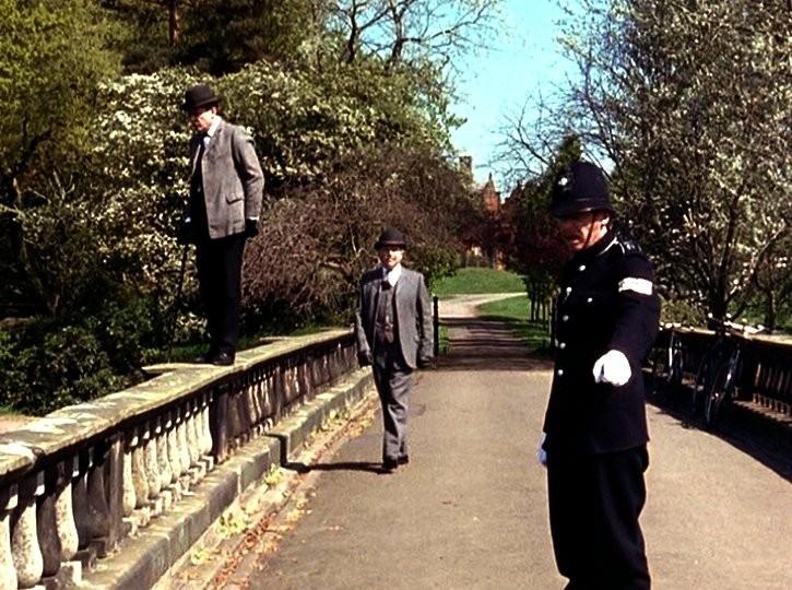 Seriál Z deníku Sherlocka Holmese