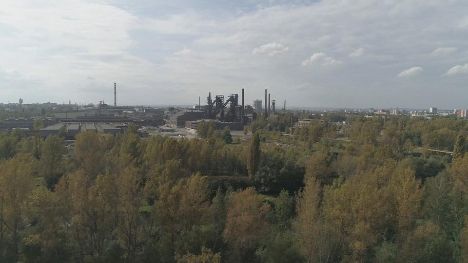 Dokument Industrie - Před zrodem továrny