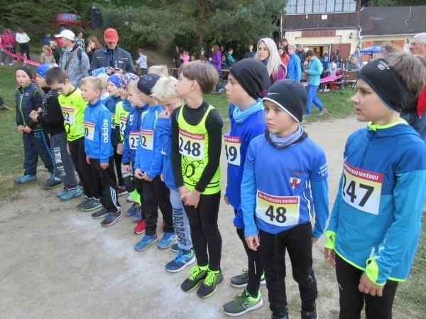 Sport v regionech: Nběh Pístovickou riviérou