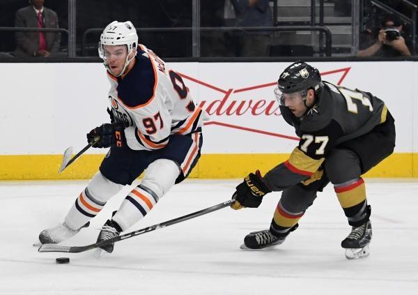 Vegas Golden Knights - Edmonton Oilers