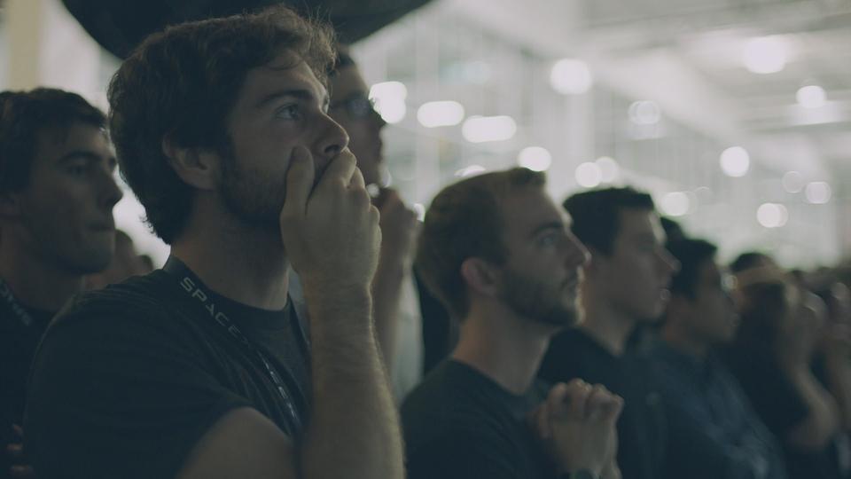 Dokumentarci Uvnitř SpaceX