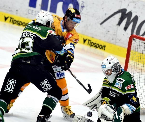 Hokej: HC VERVA Litvínov - HC Energie Karlovy Vary