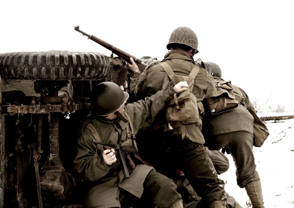 Dokument Válka, kterou nelze zapomenout