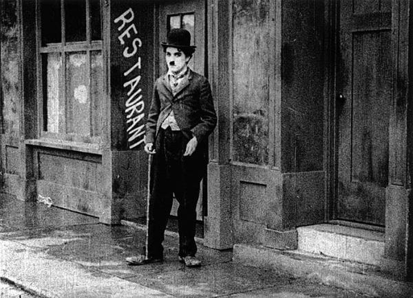 Chaplin vystěhovalcem
