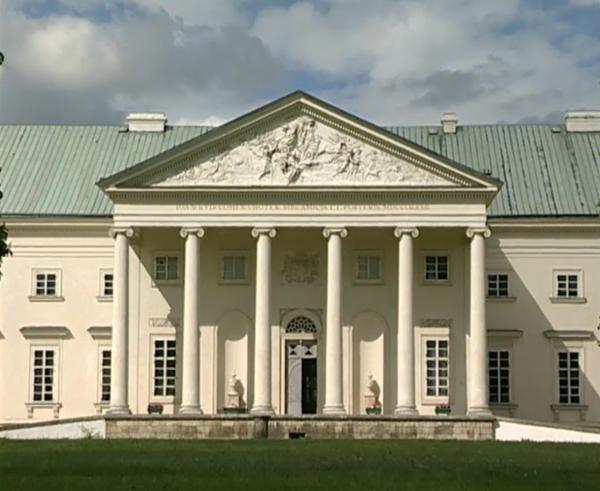 Muzeum českého venkova - zámek Kačina