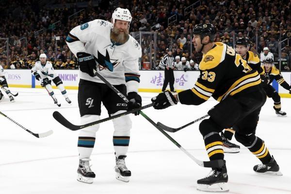 Boston Bruins - San Jose Sharks