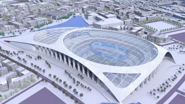 Největší stadion na světě