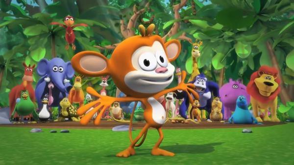 Majmun radi što majmun vidi