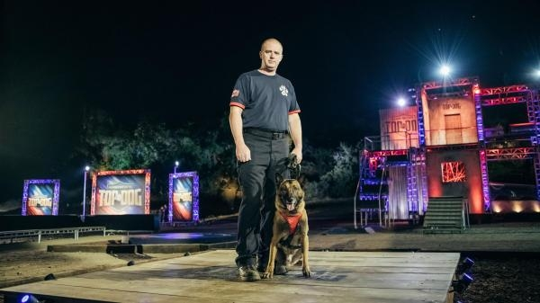 Najlepszy pies w policji