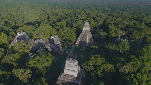 Drevne metropole Maja: Teotihuacan