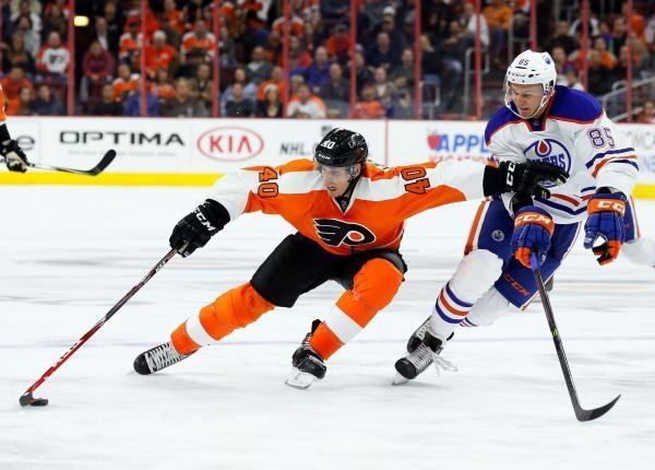 Edmonton Oilers - Philadelphia Flyers