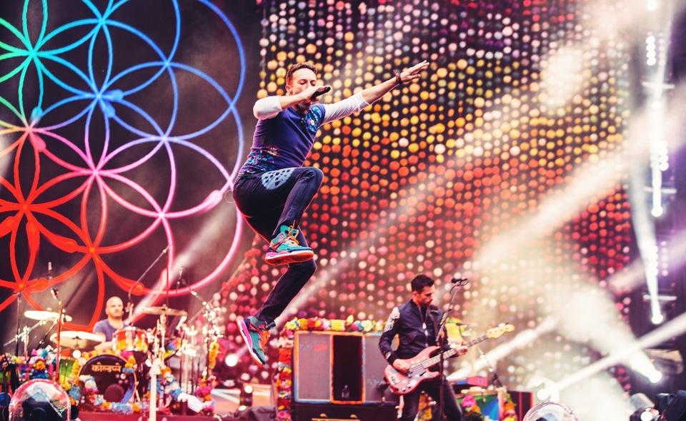 Coldplay: Live in Sao Paulo