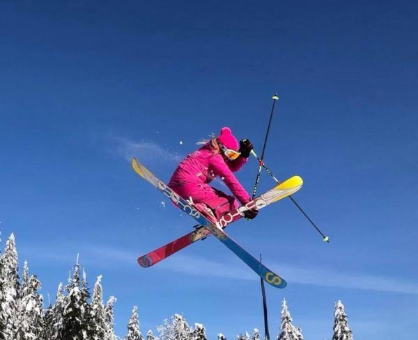 Výzva - Extrémne zimné športy