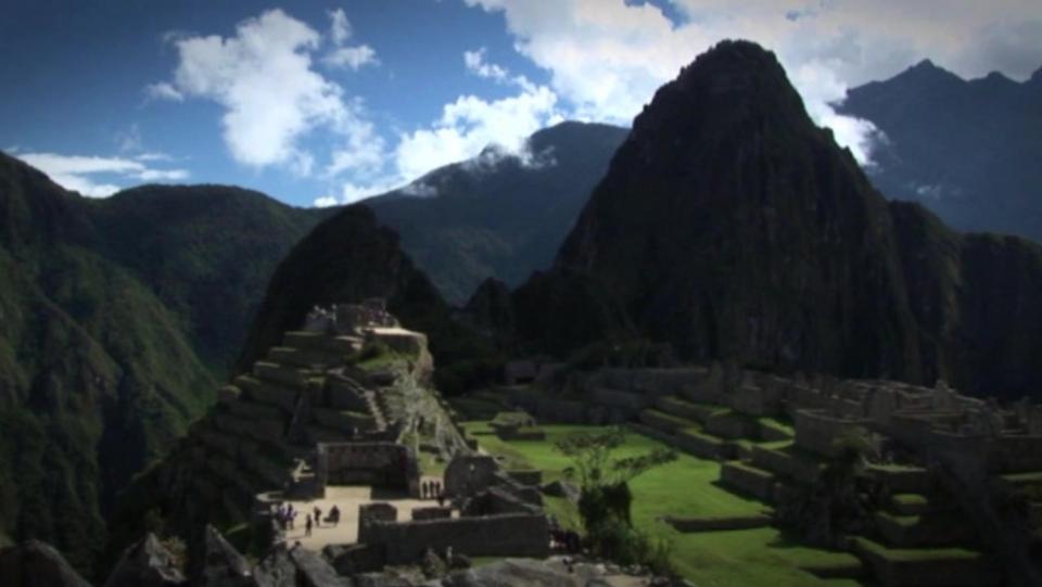 Dokument Objevování Peru