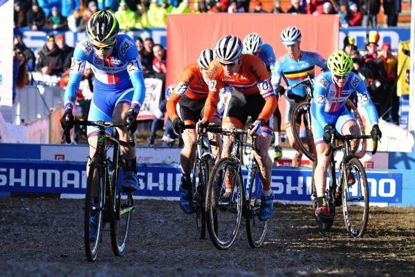 Cyklokros: SP Belgie
