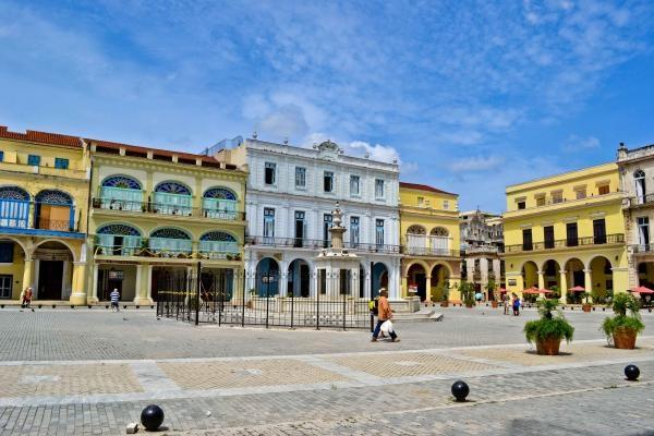 Havana, kubánská kráska