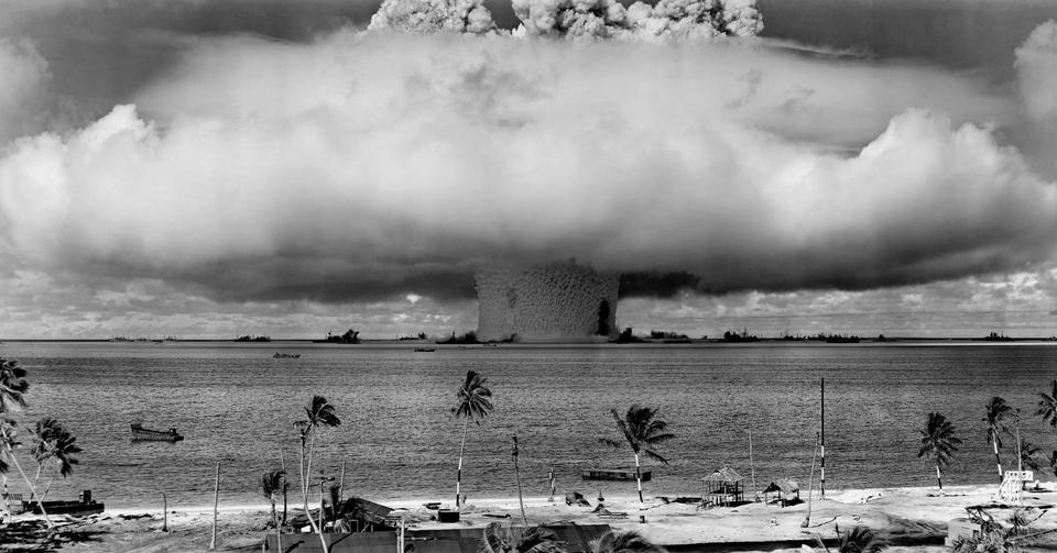 Dokument Šílený svět studené války