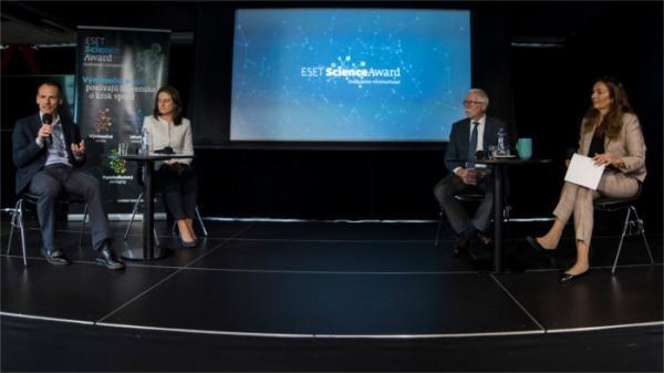 ESET Science AWARD 2021