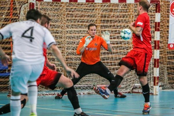 Futsal: FK Chrudim - FTZS Liberec