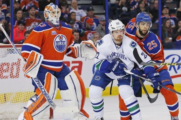 Edmonton Oilers - Vancouver Canucks