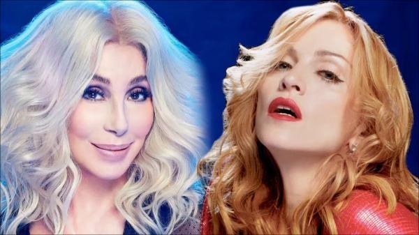 DUEL DUEL: Madonna vs Cher