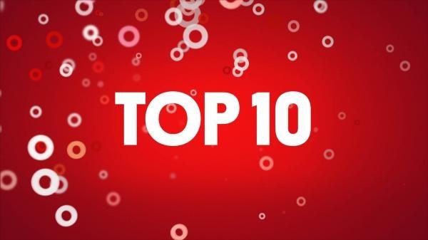 TOP 10 MIMOZEMŠŤANI