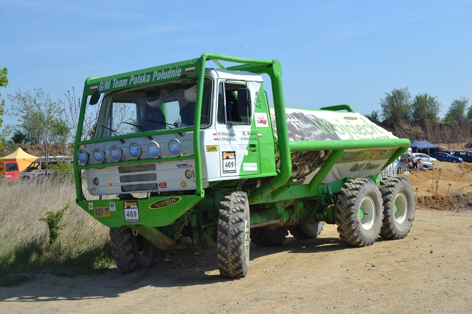 MČR v Truck trialu 2021