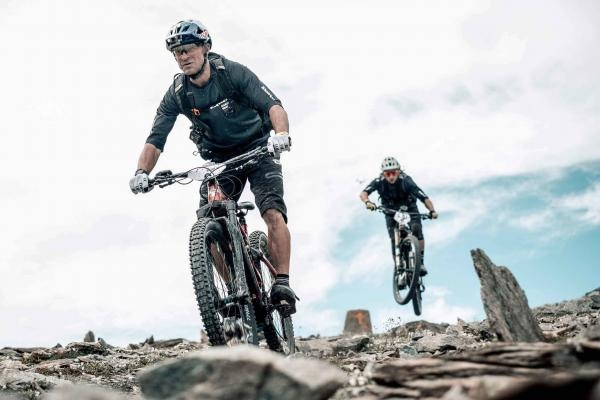 E-Bike World Tour (Switzerland)