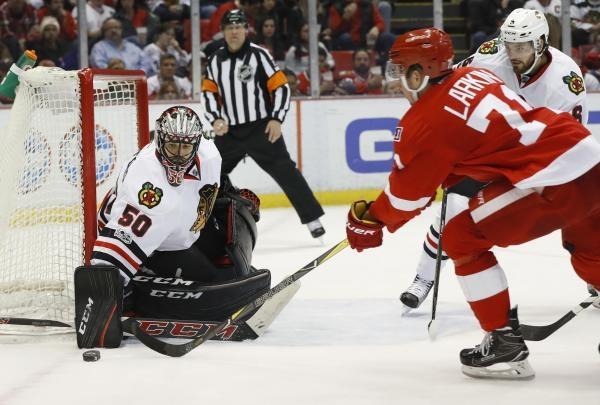 Chicago Blackhawks - Detroit Red Wings